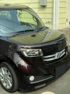 東京、神奈川のイモビライザーキーの作成は当社のおまかせ下さい・トヨタbBのスマートキーの作成