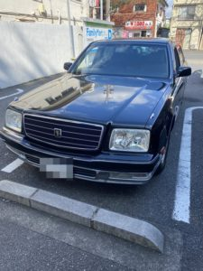 日野市のトヨタセンチュリーのイモビライザーキーの鍵の作成・外車、スマートキーもおまかせ下さい
