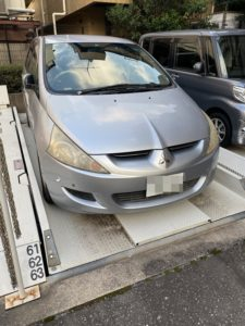 愛川町のミツビシグランディスのイモビライザーキーの鍵の作成・外車、スマートキーもおまかせ下さい
