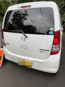 東大和市のマツダAZワゴンのイモビライザーキーの鍵の作成・外車、スマートキーもおまかせ下さい