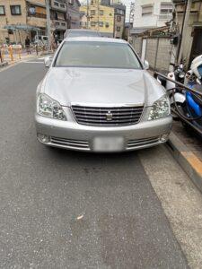 木更津市のトヨタクラウンのスマートキーの鍵の作成・外車、イモビライザーキーもおまかせ下さい