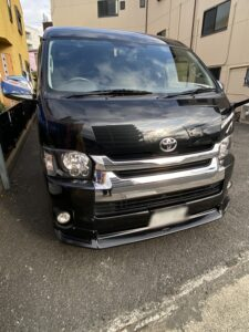 平塚市のトヨタハイエースのイモビライザーキーの鍵の作成・外車、スマートキーもおまかせ下さい