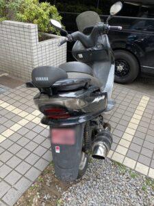 国分寺市のヤマハマジェスティ(台湾ヤマハ)のイモビライザーキーの鍵の作成・外車、スマートキーもおまかせ下さい