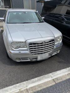 横浜市のクライスラー300Cのイモビライザーキーの鍵の作成・外車、スマートキーもおまかせ下さい
