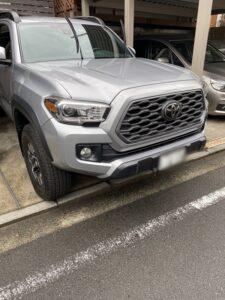 横浜市のトヨタタコマのスマートキーの追加登録・外車、イモビライザーキーもおまかせ下さい