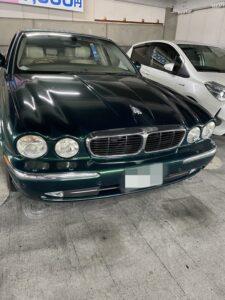 平塚市のジャガーXJのイモビライザーキーの鍵の作製・外車、イモビライザーキーもおまかせ下さい