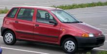 フィアットプントのイモビライザーキーの車の鍵作製