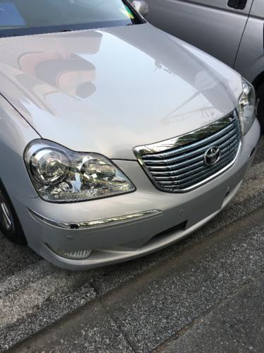 車の鍵トヨタマジェスタのスマートキーの追加登録(合鍵)・イモビライザーキーの作成