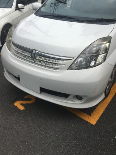 トヨタアイシスのイモビライザーの鍵の作製のご依頼(紛失)・車の鍵をなくした