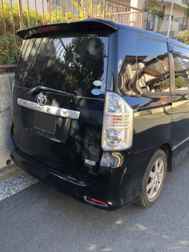 トヨタヴォクシーのイモビライザーキーの鍵の作成・神奈川、東京のスマートキーイモビライザーおまかせ下さい